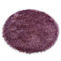 Koberec LOVE SHAGGY kruh model 93600 purple