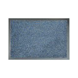 Čistící rohože GOLDTWIST modrý