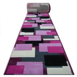 Béhoun HEAT-SET FRYZ PILLY - 8404 fialový černá