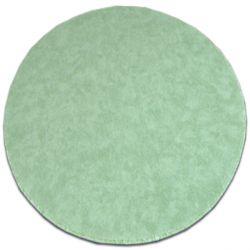 Carpet kruh SERENADE zelený
