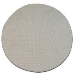 Carpet kruh AKTUA 143 béžový