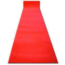 Béhoun SKETCH Červené - HLADKÝ - pro svatbu, do kostela