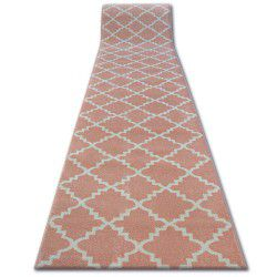 Béhoun SKETCH - F343 růžový/krém trellis