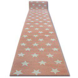 Béhoun SKETCH - FA68 růžový/krém - Hvězda