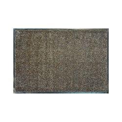 Čistící rohože MOOREA hnědý microfiber