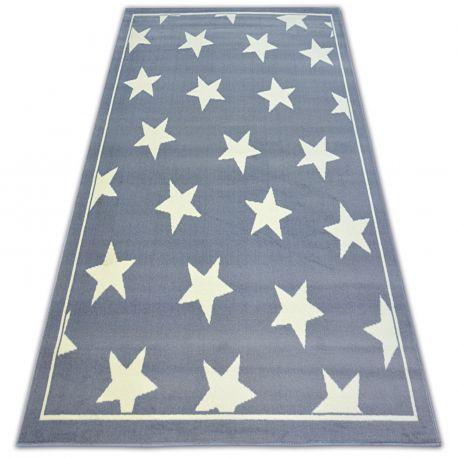 Koberec BCF FLASH STARS 3975 šedá