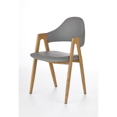 Židle K247 šedá