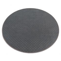 Carpet kruh AKTUA 194 šedá