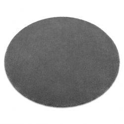 KOBEREC kruh STAR šedá