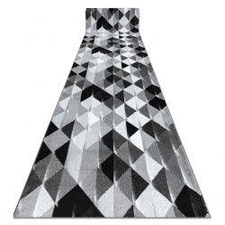 Béhoun INTERO PLATIN 3D Trojúhelníky šedá