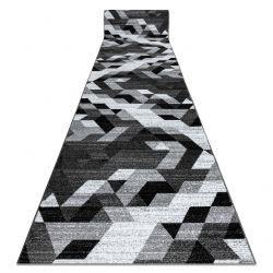 Béhoun INTERO TECHNIC 3D diamanty trojúhelníky šedá