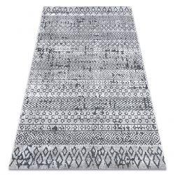Koberec Structural SIERRA G6042 ploché tkané béžový / krém - geometrický, etnický