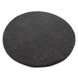 Moderní mycí koberec LATIO 71351100 kruh šedá