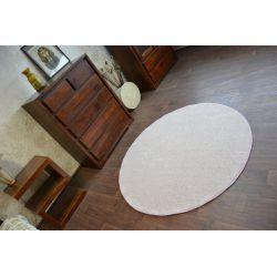 Carpet kruh UTOPIA perleťový