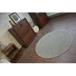 Carpet kruh UTOPIA taupe
