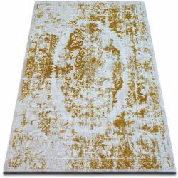 Koberec ACRYLOVY BEYAZIT 1799 C. Ivory/Gold